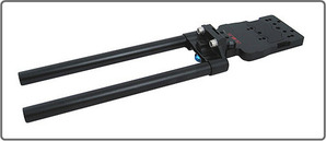 Genus Professional Adaptor Bars System for JVC GY-HM700 Camcorder